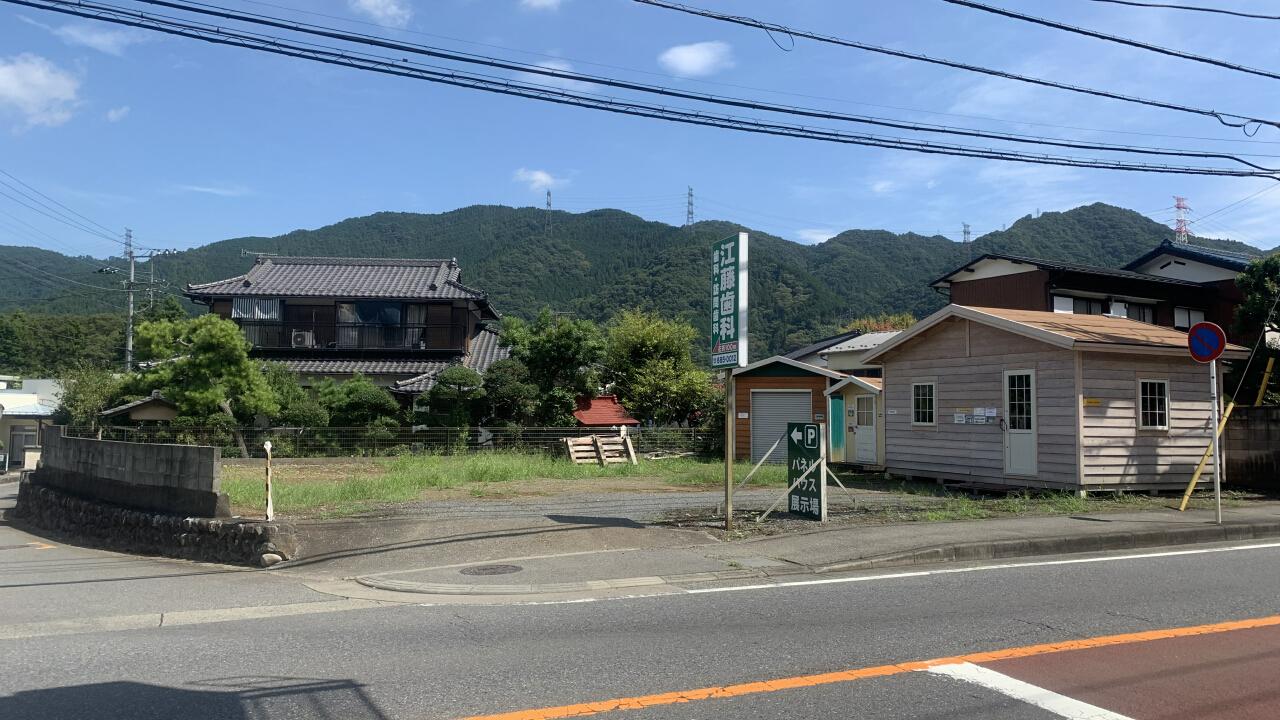 神奈川県相模原市でパネルハウス公開中