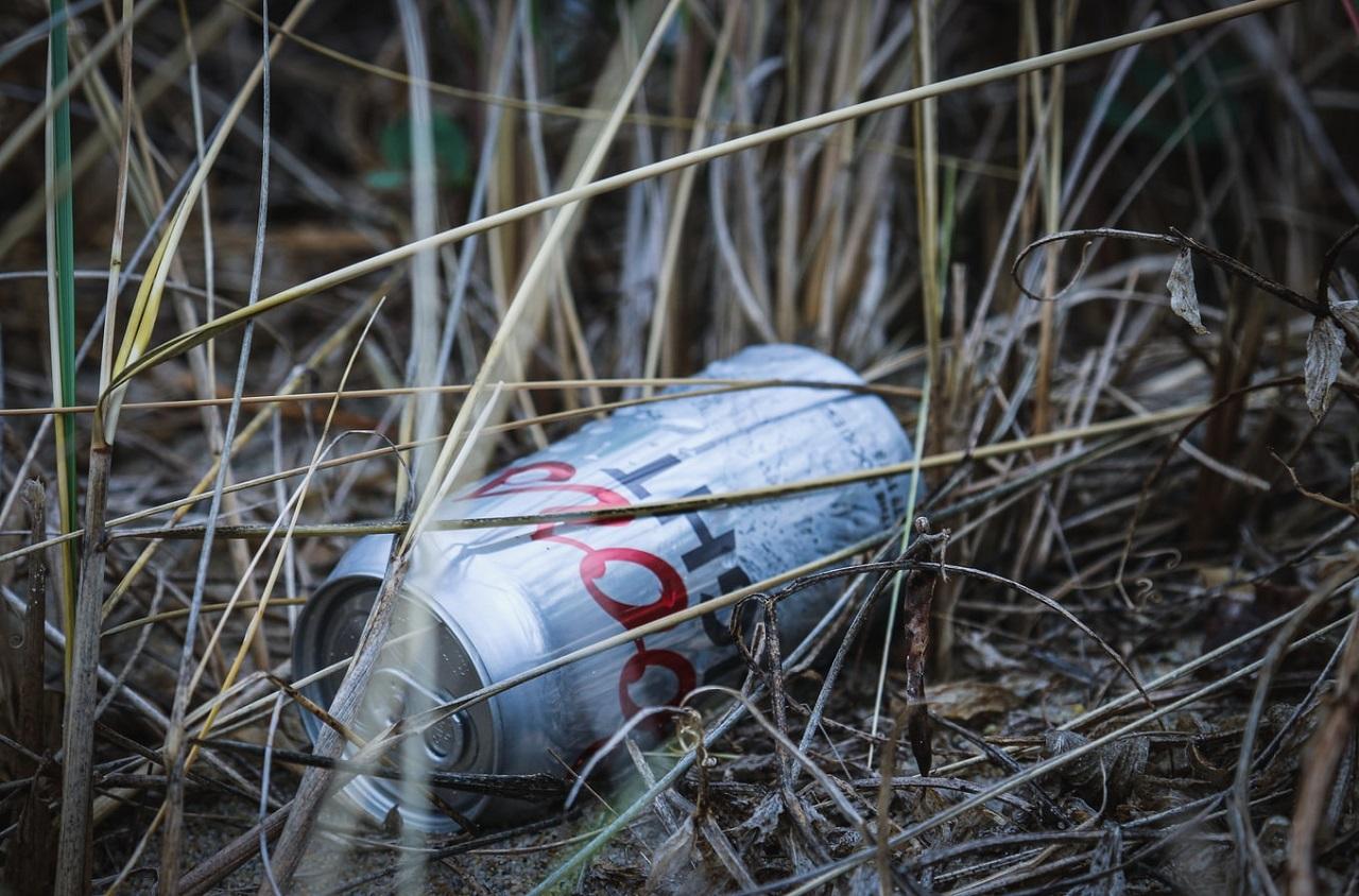 使用したオイルや消耗品等や飲食のゴミなどを山林内に捨てていく業者もいます。