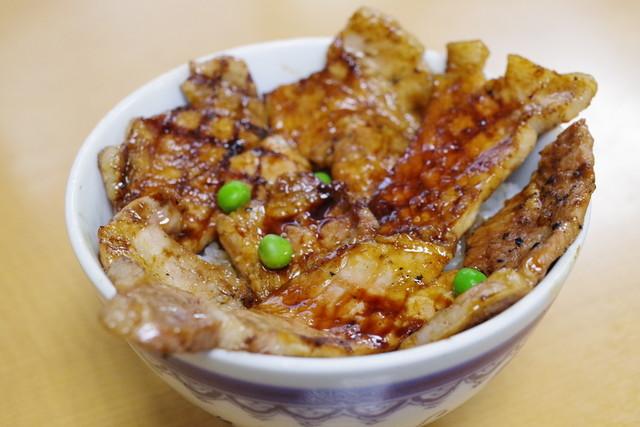 十勝帯広の豚丼