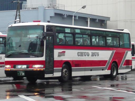 中央バスの高速るもい号